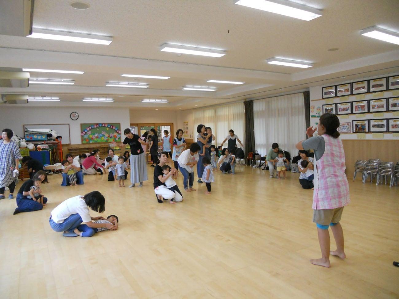 遊び 2 歳児 運動